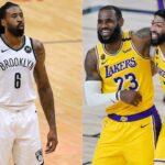 NBA – « La news sur LeBron et Davis ? De la manipulation mentale »
