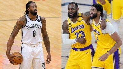 NBA – La phrase incendiaire de DeAndre Jordan sur les Nets en off