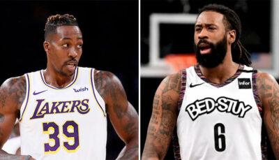 NBA – Concurrents, Dwight Howard et DeAndre Jordan lâchent des mots forts l'un sur l'autre