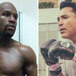 Fight – Un combat à 100 millions $ contre Oscar De La Hoya ? Mayweather d'accord à une seule condition !