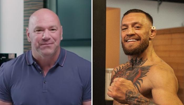 Le boss de l'UFC, Dana White, a donné des nouvelles de Conor McGregor, a livré un premier indice sur sa potentielle date de retour dans l'octogone