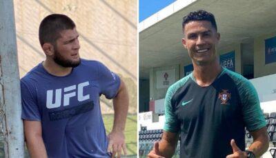 UFC – Khabib fait une grosse révélation sur Cristiano Ronaldo !