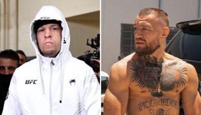 UFC – Conor McGregor insulte Nate Diaz, il lui répond cash !
