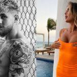 Fight – Jake Paul et sa copine enflamment Insta avec une photo ultra hot !