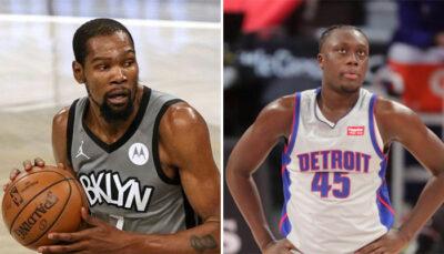 NBA – Pourquoi Kevin Durant et Sekou Doumbouya se connaissent déjà