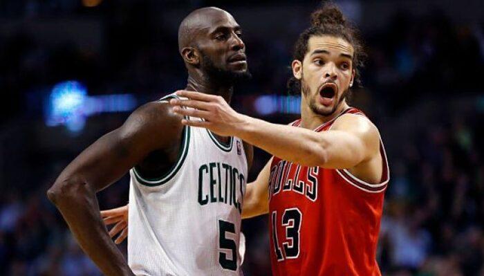 NBA Garnett et Noah continuent d'être payés