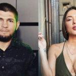 UFC – La star des ring girls dégomme Khabib après ses propos déplacés !