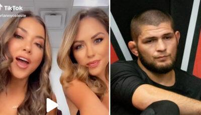 UFC – 2 ring girls moquent Khabib dans une vidéo buzz !