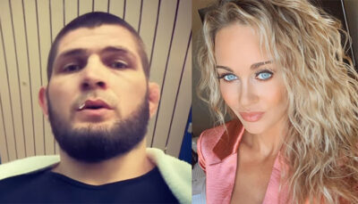 UFC – Une célèbre journaliste répond à Khabib après sa punchline sur les ring girls !