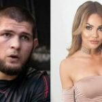 UFC – Une célèbre ring girl répond à Khabib… et le recadre !