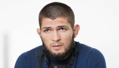 UFC – En visite au Royaume-Uni, la grande mission de Khabib Nurmagomedov