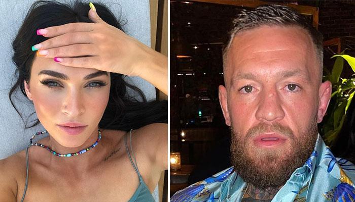 Megan Fox à l'origine de l'embrouille entre Conor McGregor et Machine Gun Kelly ?
