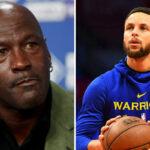 NBA – Michael Jordan cash avec Steph Curry : « Ça m'évite de devenir fou »