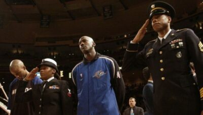 NBA – Michael Jordan, héros de l'après 11 septembre