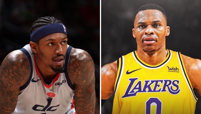 La star NBA des Washington Wizards, Bradley Beal, a réagi franco à la drague effectuée par son ancien coéquipier, Russell Westbrook, pour rejoindre les Los Angeles Lakers