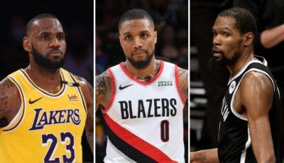 NBA – Qui est le meilleur joueur du monde ? Damian Lillard tranche cash !