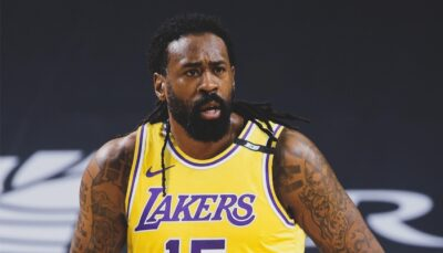 NBA – DeAndre Jordan revient sur son move controversé des Nets aux Lakers
