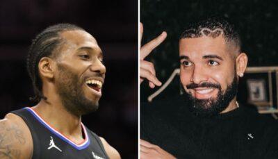 NBA – Kawhi tape sa meilleure chorée dans le nouveau clip de Drake et fait le buzz !