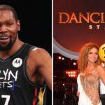 NBA – Un ancien coéquipier de KD cartonne à… DALS, la star des Nets réagit !