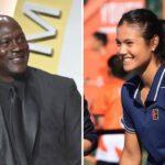 NBA – La sensation de 18 ans Emma Raducanu mentionne Michael Jordan !