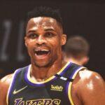 NBA – Le surprenant Laker validé par Westbrook après seulement deux matchs