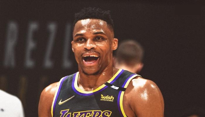 La superstar NBA des Los Angeles Lakers, Russell Westbrook, a fait une grosse annonce avant le lancement du training camp