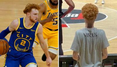 NBA – Après la photo terrifiante, des nouvelles de Nico Mannion