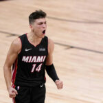 NBA – Tyler Herro cartonne encore et fait du jamais vu dans l'histoire du Heat !