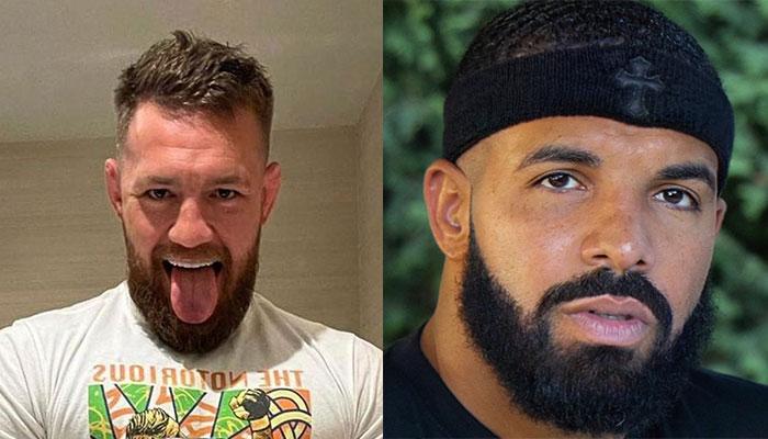 Conor McGregor envoie un message à Drake !