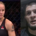 UFC – Adorée par Khabib, Valentina Shevchenko le stoppe et met les choses au clair !