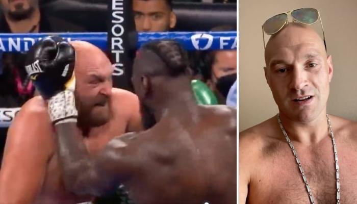 Tyson Fury a-t-il été avantagé par l'arbitre ?