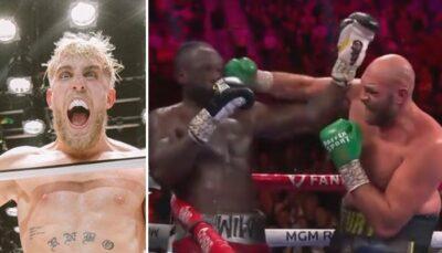 UFC – Dustin Poirier, Jake Paul : les stars réagissent au KO brutal de Tyson Fury !