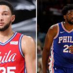 NBA – La question cash de Joel Embiid à Ben Simmons !