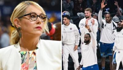 NBA Le coup de gueule de Doris Burke
