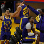 NBA – La grosse transformation de la pépite des Warriors révélée