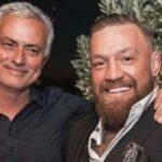 UFC – Jose Mourinho envoie un message à Conor McGregor !