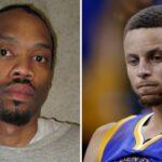 NBA – Le condamné à mort bientôt exécuté qui bouleverse Steph Curry