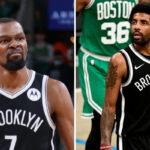 NBA – La décla cash de Kevin Durant agacé sur Kyrie