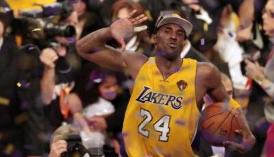 NBA Kobe après son cinquième titre NBA
