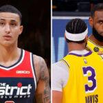 NBA – Kyle Kuzma fait passer un gros message sur LeBron et AD