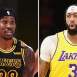 NBA – « Tu as de la chance d'être dans la ligue Dwight, ne gonfle pas AD »