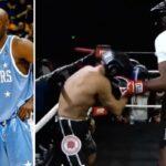 NBA – Lamar Odom massacre l'ex de Jennifer Lopez dans le ring !