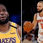 NBA – Le classement archi-prestigieux où les Lakers sont battus par les Knicks !