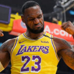 NBA – LeBron James s'empare seul d'un record all-time ébouriffant !
