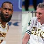 NBA – L'improbable joueur qui a rejoint Larry Bird dans un club archi-fermé