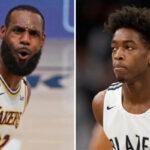 NBA – Zaire Wade débarque dans le giron de la ligue, LeBron en fusion !