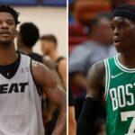 NBA – Le très vilain geste de Dennis Schröder envers Jimmy Butler