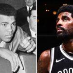NBA – Un ancien All-Star encense Kyrie : « Mohamed Ali serait fier de toi »
