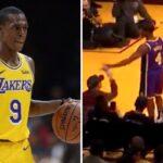 NBA – Dans un match brûlant, le geste choc et intolérable de Rajon Rondo ! (vidéo)