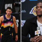 NBA – Le geste humiliant de Devin Booker envers Westbrook en plein match !